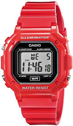 Casio Unisex F-108WHC-4ACF Classic Resin Band Watch