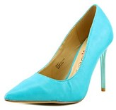 Penny Loves Kenny Opus Pointed Toe Synthetic Heels.
