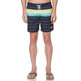 Original Penguin Engineered Stripe Swim Short
