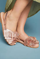Seychelles Peace of Mind Ruffle Sandals
