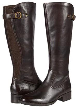 Børn Carran (Black Full Grain) Women's Boots