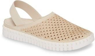 Ilse Jacobsen Tulip Perforated Slingback Sneaker