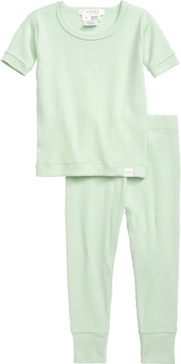 Petit Lem Two-Piece Fitted Pajamas