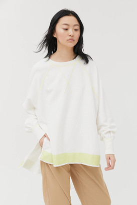 Urban Outfitters Murray Crew Neck Tunic Top