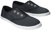 Mossimo Women's Luliani Canvas Shoes - Black