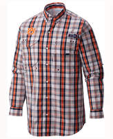 Columbia Men's Auburn Tigers Super Bonehead Long Sleeve Shirt