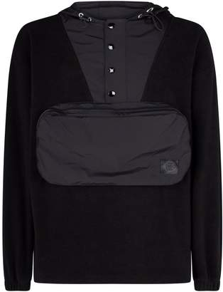 McQ Front Pocket Hoodie