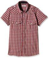 Best Mountain Boy's Chemise Western A Carreaux Shirt