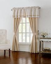 """Waterford Two Britt Foulard Curtains, 84""""L"""