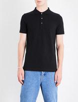 Loewe Anagram cotton-piqué polo shirt