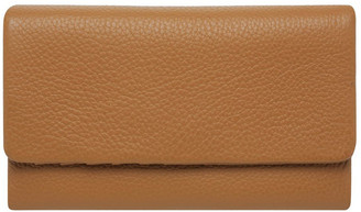 Status Anxiety SA1682 Audrey Pebble Flap Over Wallet