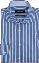 Jaeger Men's Two-Colour Stripe Slim Shirt