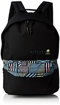Rip Curl Mens Dome Graf Backpack Black