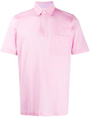 Brioni Pique Polo Shirt