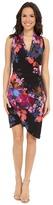 Nicole Miller Stefanie Botanic Printed Dress