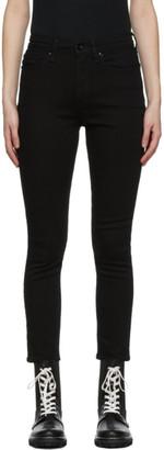 Rag & Bone Black Nina Jeans