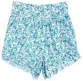 Splendid Girls' Floral Print Shorts - Sizes 7-14