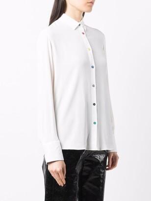 Paul Smith Rainbow Cuff Shirt