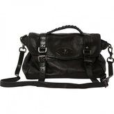 Mulberry Alexa leather saddlebag