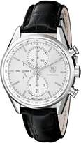 Tag Heuer Men's CAR2111.FC6266 Carrera Dial Dress Dial Watch