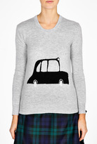 Burberry Taxi Cashmere Mix Jumper