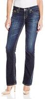 Big Star Women's New Hazel Mid-Rise Boot Cut Jean In 5
