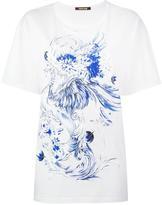 Roberto Cavalli dragon print T-shirt