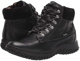 Sofft Amoret Waterproof (Black Cascade Soft/Oiled Cow Suede) Women's Shoes