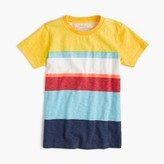 J.Crew Boys' pocket T-shirt in mixed stripe