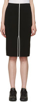 Rag & Bone Black Lucine Pencil Skirt