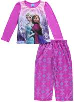 Komar Kids Disney Frozen Princesses Anna and Elsa Pajama for (6/6X)