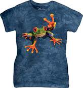 The Mountain Junior's Victory Frog Graphic T-Shirt