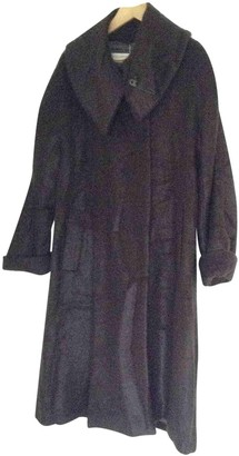 Ramosport Brown Wool Coats