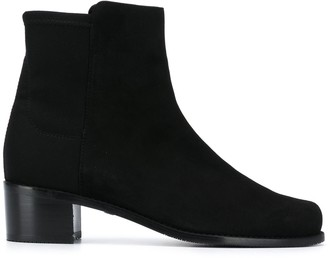 Stuart Weitzman Easyon Reserve mid-heel boots