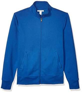 Amazon Essentials Full-zip Fleece Mock Neck SweatshirtL