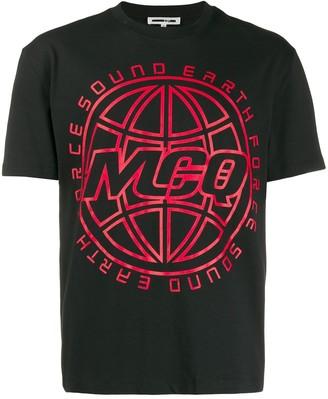 McQ printed logo T-shirt
