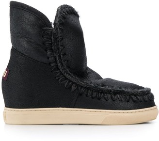 Mou slip-on boots