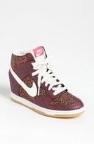 Nike 'Dunk Sky Hi Liberty' Hidden Wedge Sneaker (Women)