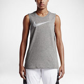 Nike Pebbled Swoosh Women's Tank Top