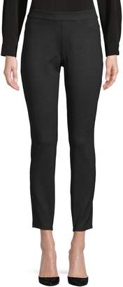 Halston H Pull-On Cropped Pants