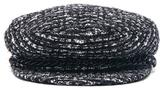 Eugenia Kim Marina Hat in Black.