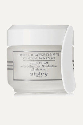 Sisley Night Cream With Collagen And Woodmallow, 50ml - one size