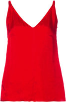 Golden Goose Deluxe Brand v-neck camisole - women - Cupro/Viscose - XS