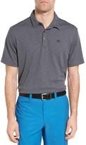 Travis Mathew Men's Hogsty Slim Fit Wrinkle Resistant Polo