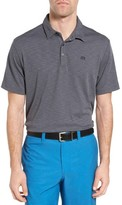 Travis Mathew Men's Hogsty Trim Fit Wrinkle Resistant Polo