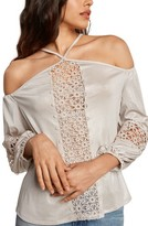 Willow & Clay Women's Knit Halter Blouse