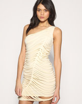 ASOS Slashed One Shoulder Dress