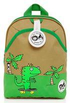 Babymel BabymelTM Zip & Zoe Dino Dylan Palm Mini Backpack in Beige