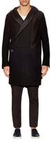 Rick Owens Virgin Wool Coat