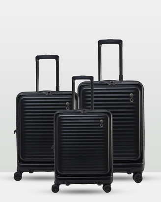 Echolac Japan Birmingham Echolac 3 Piece Luggage Set